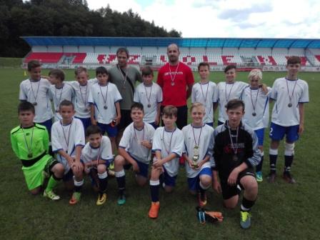 Foto medzioblastný futbalový turnaj Zvolen 29.05.2018