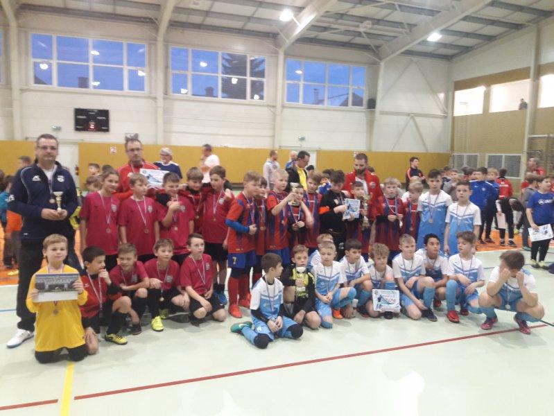 Výsledky turnaju ObFZ ZV - KM, prípravky U11
